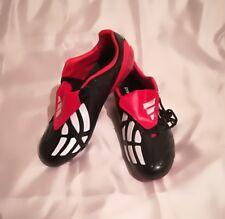 Adidas-Predator Mania-remake-Pointure 9-Zidane-Beckham-Noir