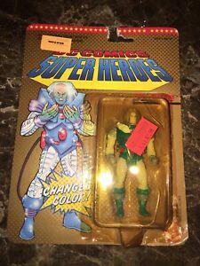 DC Comics Super Heroes Mr. Freeze Action Figure 1989 ToyBiz