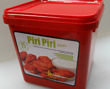 Piri Piri Meat or Veg Glaze 2.5kg Middleton Foods Glazes, Marinades & Coatings