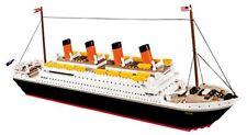 COBI 1914A R.m.s. Titanic Construction Toy Blackwhiteorangeyellow