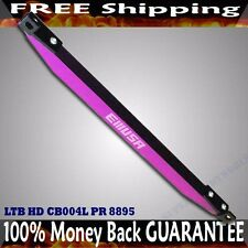 Rear Tie Bar FOR 92-95 Honda Civic/93-97 Del Sol/94-01 Integra PURPLE