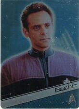 Star Trek 50th Anniversary [2017] Metal Chase Card #30 Dr. Bashir
