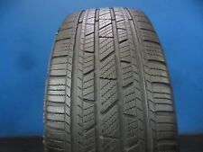 Used Cooper Discoverer SRX 245 55 19  7-8/32 Tread No Patch 1510E