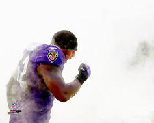 Ray Lewis HELL'S BELLS Baltimore Ravens Smokescreen Premium NFL POSTER Print