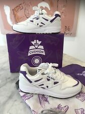 KARHU Legacy 96 White & Tillandsia Purple F806001 - Men's sneakers - US 9.5