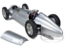 1938 MERCEDES W 154 SILVER 1/18 DIECAST MODEL CAR CMC 025