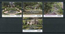 Portugal 2018 MNH Ajuda Botanical Gardens 4v Set Flowers Plants Trees Stamps