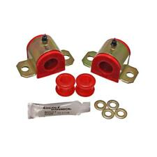 Energy Suspension Sway Bar Bushing Kit 16.5122R; 23.00mm Rear Red for Prelude