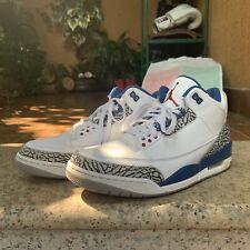 Nike Air Jordan 3 OG True Blue 10.5 / 44.5