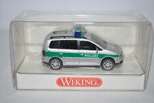 Wiking 104 28 Volkswagen Touran (POLIZEI) for Marklin -NEW w/BOX