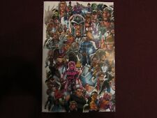X-Men #1 Every Mutant Ever Connecting Variant 1st Print!!!! NM 9.6