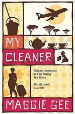 My Cleaner, Maggie Gee, Excellent Book