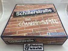 Schillerstraße - Comedy-Spiel zur Sat1-Sendung - Clementoni - sehr gut erhalten