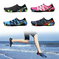 Unisex Lovers Water Aqua Beach Wetsuit Shoe Swimming Surf Shoes Size Non-slip UK