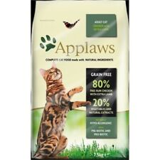 Applaws Natural Complete Adult Cat Chicken & Lamb Dry Food 400g