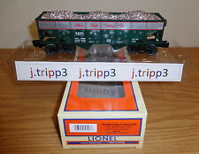 LIONEL 6-82748 CHRISTMAS SILVER BELL CASTING CO. HOPPER CAR O GAUGE TOY TRAIN