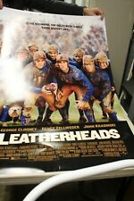 Leatherheads - George Clooney - Movie Poster