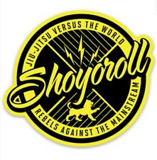 "Shoyoroll sticker 3"" gi"
