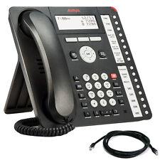Avaya 1616 IP Office Digital Telephone in Black