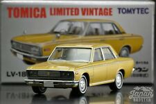 [TOMICA LIMITED VINTAGE NEO LV-181a 1/64] TOYOPET CROWN SUPER DELUXE 1969 (Gold)