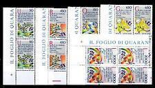 VATICANO - 1986 - Anno internazionale della Pace