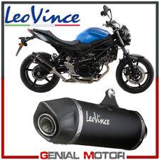 Exhaust Leovince Nero Stainless Steel Suzuki Sv 650 X Abs 2018 > 2019