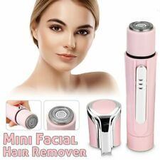Women's Electric Shaver Facial Hair Eyebrow Trimmer Shaving Epilators Razor Tool
