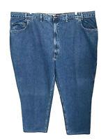 Levi Strauss Mens 51x30 Loose Fit Vtg 545 Orange Tab Jeans Made USA