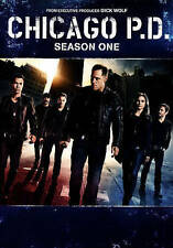 Chicago P.D ~ Complete 1st First Season 5 DISC DVD FREE SHIPPING