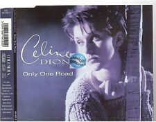 CELINE DION only one road CD MAXI