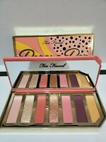 TOO FACED LTD PAPAYA POP EYE SHADOW PALETTE~GORGEOUS AUTHENTIC & CRUELTY FREE!!