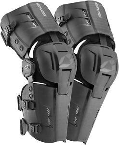 EVS RS9 Knee Braces - Motocross Dirtbike Offroad ATV