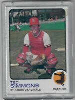 1973 Topps Ted Simmons #85