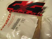 HONDA OEM NOS 87121-HN0-6702B SIDE MARK DECAL STICKER TRX450  B4B1