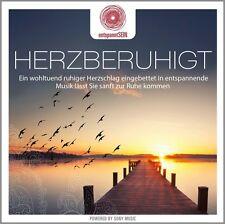 DAVY JONES - ENTSPANNTSEIN - HERZBERUHIGT   CD NEU
