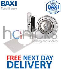 Baxi Solo 3 30, 40, 50 Pf Fan Assembly Kit 246051 244714 Genuine Part *NEW*