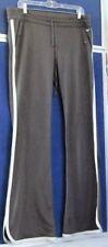 EUC Gray HOLLISTER Athletic PANTS w. LOGOS Front & Back 2 POCKETS Sz L
