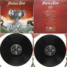 Status Quo 33 tours LP Rock