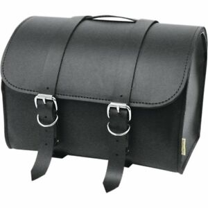 Sac Porte-Bagages Cuir Sissybar Willie & Max Plain Max Pax Custom Harley