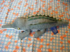 """CHESTER ZOO GREEN CROCODILE / ALLIGATOR  SOFT TOY 13"""" APPROX"""