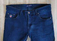 Sale% GANT 1720 Herren Jeans  W31 L34 Denim Blau Hose Straight Comfort