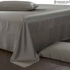 19MM Seamless Silk Flat Sheet