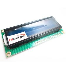16x2 Character LCM Blue Blacklight DC 5V HD44780 1602 LCD Display Module NEW