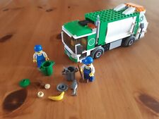 LEGO City 4432 Garbage Lorry complete with instructions not in original box