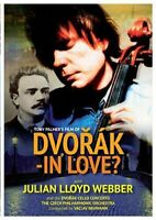 DVORAK-IN LOVE? Julian Lloyd Webber Original UK Rele New Sealed R2