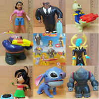 McDonalds Happy Meal Toy 2002 Lilo & Stitch Movie Plastic Characters - Various