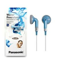 Panasonic RP-HV260-A In-Ear Earbud Stereo Compact Carrying Case RPHV260 Blue