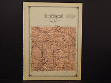 Wisconsin, Vernon County Map, 1915 Stark Township O2#43