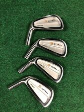 Miura Cavity Bck Y Grind 3-6 Irons LH* Heads Only!!