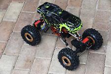 Custom Body Mini Muddy Green for Redcat Racing Rockslide / Everest 1/10 Crawler